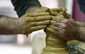 Pot creation in Avanos