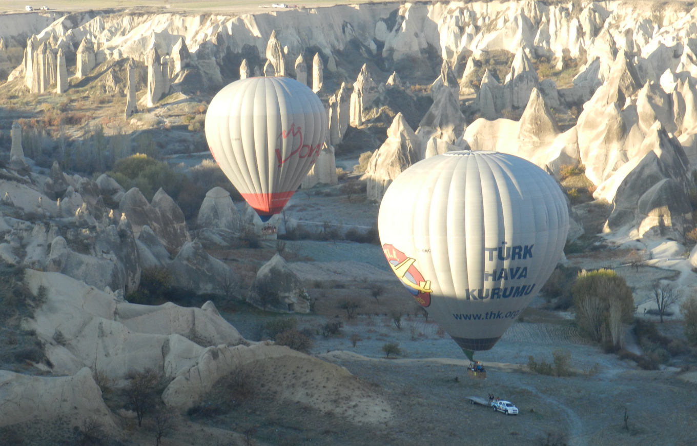 Hot Air Balloon Capadocia