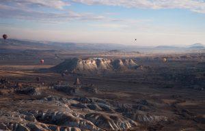 Hot Air Balloon Capadocia